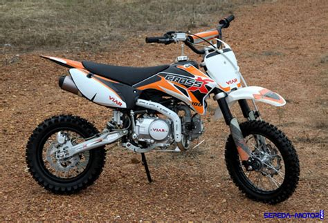 Gambar Motor Viar Cross X 70 Mini Trail by Lima Motor Trail Cross X Series Buatan Viar Info