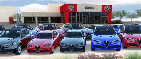Alfa Romeo Dealers by Towbin Alfa Romeo Dealer In Las Vegas Nv