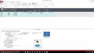 ms access database templates official db proscom db With microsoft access client database template