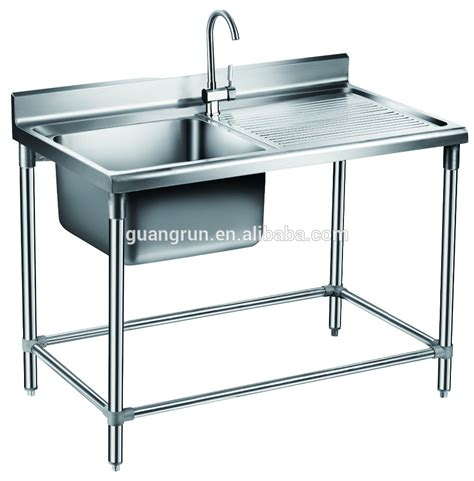 equipement cuisine restaurant kitchen sinks stainless steel sinks
