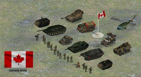 canada army for modern warfare ver2 image fierce war mod
