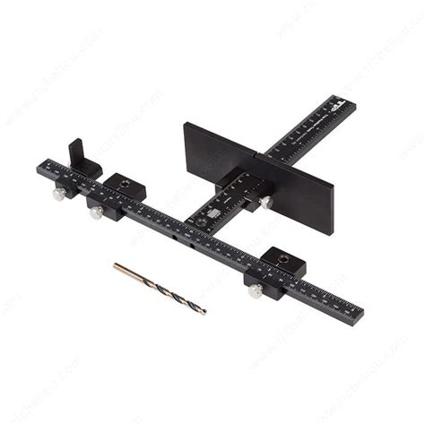 drilling jig for cabinet and drawer handles jig system for handles and knobs richelieu hardware