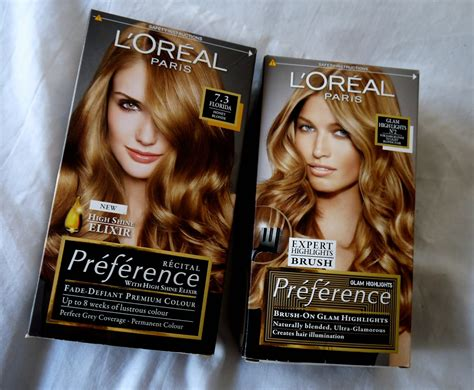 L'oreal Preference Glam Highlights No.2