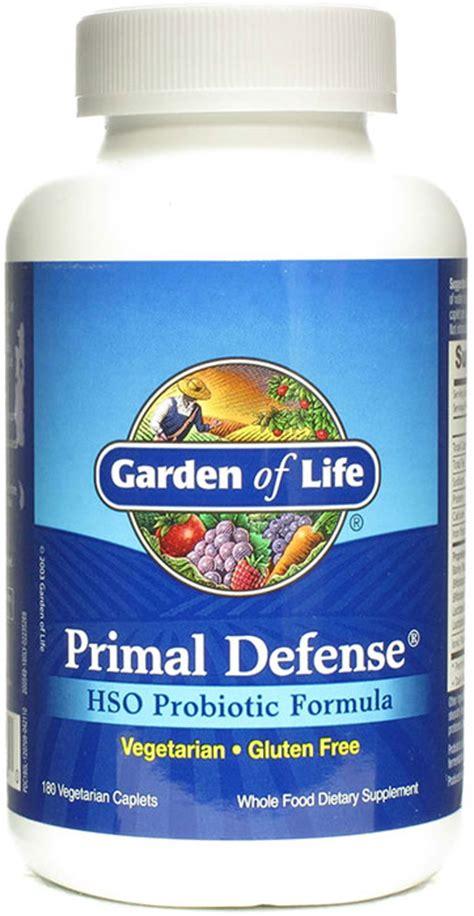 garden of primal defense garden of primal defense 180 caplets