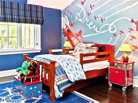 Choosing A Kid's Room Theme Hgtv