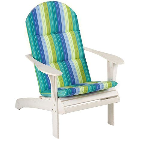 sunbrella seaside seville outdoor adirondack chair cushion