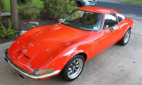 1972 Opel Gt For Sale by Hemmings Find Of The Day 1972 Opel Gt Hemmings Daily