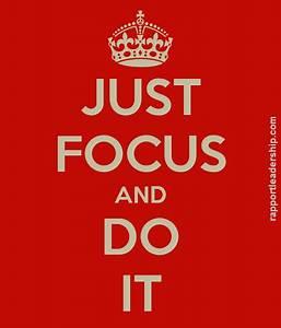 Focus And Commitment Quotes. QuotesGram