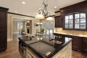 kitchen islands with granite top 59 luxury kitchen designs that will captivate you
