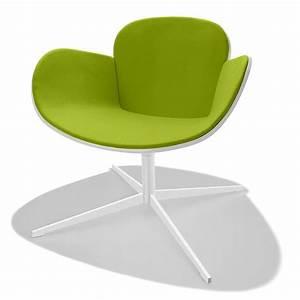 Petit fauteuil design vert coccolona sur cdc design for Petit fauteuil vert