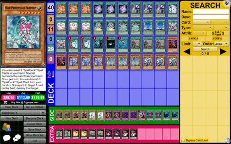 Aster Deck Profile by Kanon Xrossmeta Spellbooks Lo M 225 S Caro Que Puedes