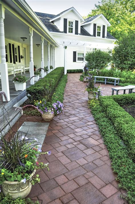 Unilock Patio Pavers - unilock pavers patio town