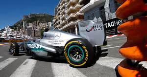 FIA Reprimands Mercedes, Pirelli For Unauthorized F1 Tire Test