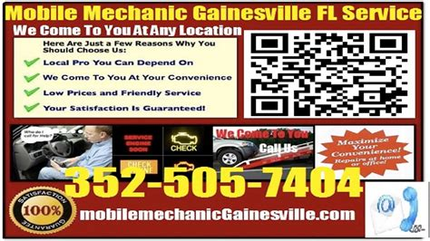 mobile auto mechanic gainesville pre purchase foreign car
