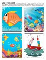 jeu de poisson aquarium les poissons activit 233 s pour enfants educatout