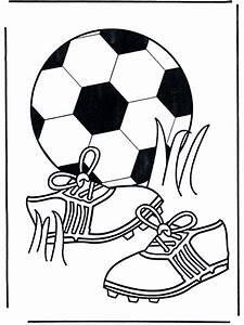 Fussball 5 Malvorlagen Fuball