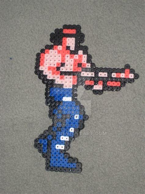 Contra Perler By Jhex Bead Art Pix Art Perler Beads