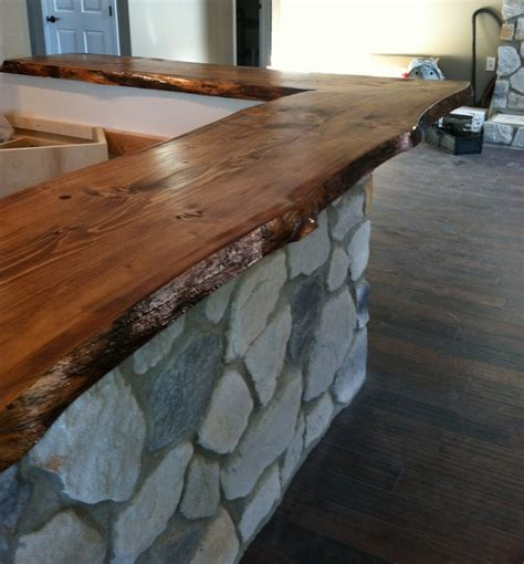 live edge bar top modern other metro by ohiowoodlands llc