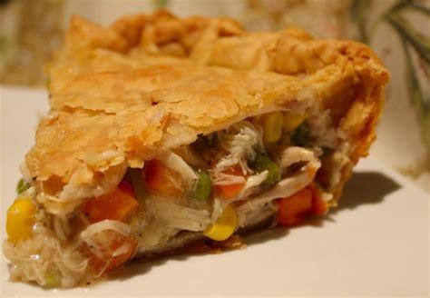 chicken pot pie recipe easy turkey or chicken pot pie recipe by deborrah