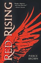 Image result for Red Rising Book Cover