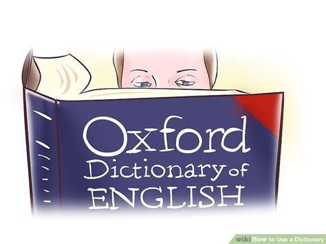 Dictionary To by How To Use A Dictionary 12 Steps With Pictures Wikihow