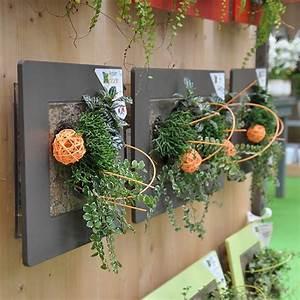 Tableau Végétal Mural : cadre vegetal ~ Premium-room.com Idées de Décoration