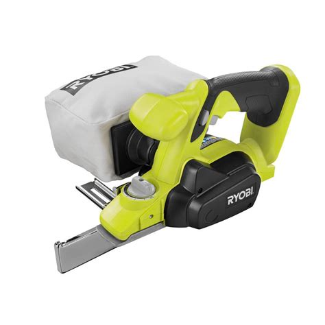 Home Depot Kitchen Planner Tool by Ryobi 18 Volt One 1 1 2 In Cordless Planer P610g