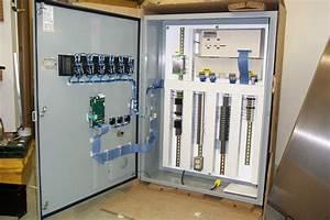 1 Phase Starter Panel