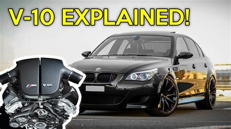 Bmw S85 by Bmw S85 Explained The Only Production Bmw V 10