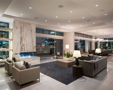 For Rent In Los Angeles California Area by La S Most Expensive Penthouse Debuts In South Park