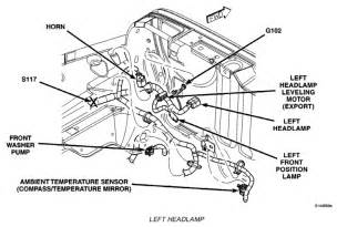2008 jeep patriot transmission location of ambient air temperature sensor location free