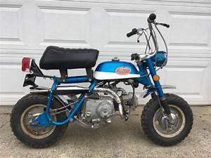 1970 Honda Z50 K2 Mini Trail Z50a