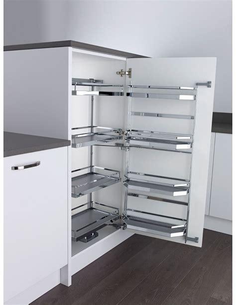 kitchen larder storage kasstlf500sc style solid surface kitchen larder by kessebohmer 2124
