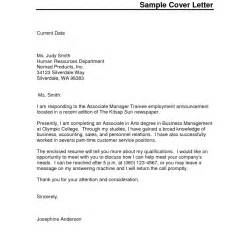 How To Write Communication Skills In Resume by Resume Cover Letter Sle Free Resume Cover Letter