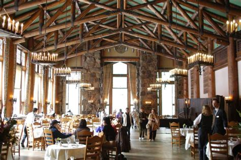 Wawona Hotel Dining Room Menu by Ahwahnee Hotel Reservations