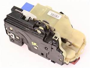 Lh Rear Door Latch Actuator Module 04