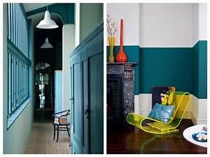 deco bleu canard idees et inspiration clem around the With couleur pour un couloir 13 j e s e peinture proprietaires