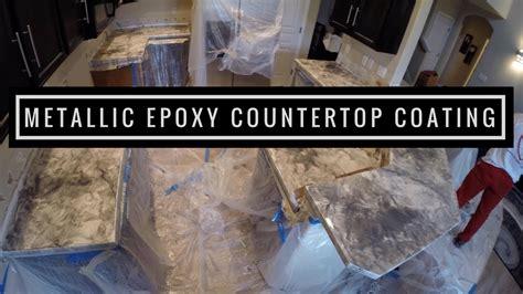 Metallic Countertop by Metallic Countertop Coating Leggari Products