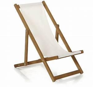 Chaise Bois Exterieur : chaise longue de jardin chaises et mobilier design ~ Teatrodelosmanantiales.com Idées de Décoration