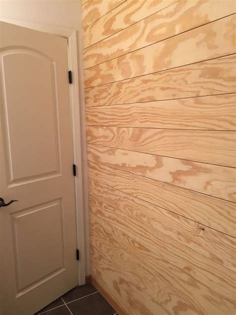 Plywood For Shiplap by Faux Shiplap Bathroom Makeover Hometalk