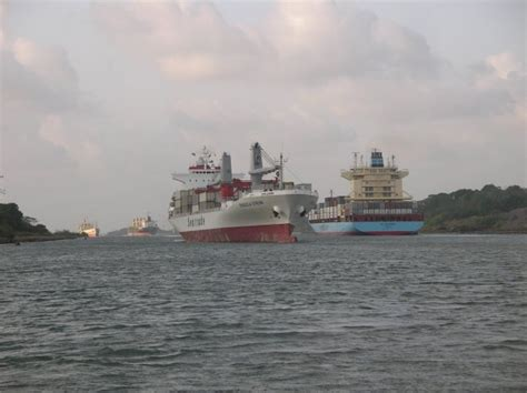 Big Boat Collisions by Lista Light Website
