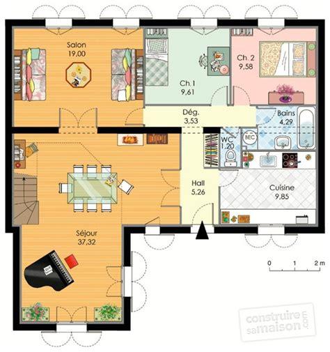 faire un plan de chambre maison familiale 1 dé du plan de maison familiale 1