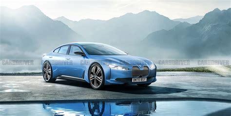 bmw   electric sports sedan