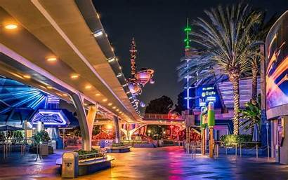 Disneyland Tomorrowland Disney Wallpapers Background Backgrounds Themes