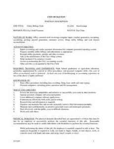 office clerk description for resume best photos of office clerk description office clerk description sle office clerk