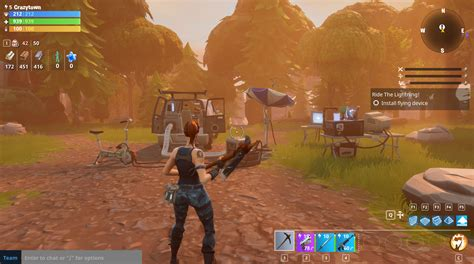 image ride  lightning imagepng fortnite wiki