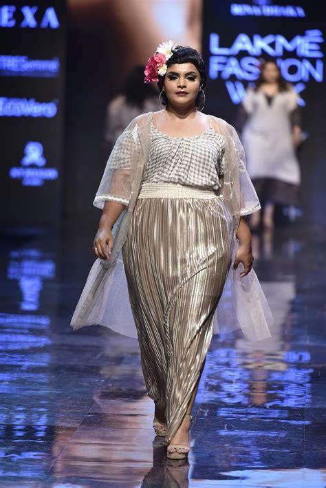 aLL Primero by Rina Dhaka: The Plus Size Show Lakme ...