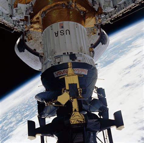 Launching The Galileo Mission