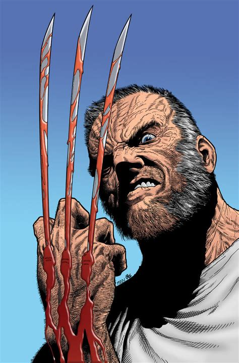 How The New Wolverine Film Image Ties Into Old Man Logan