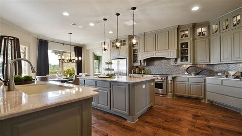 kitchen island vents gallery burrows cabinets central builder direct custom cabinets
